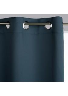 Затъмняващи завеси , цвят син , 135 х 240 , 2 бр. в комплект -  La Maison