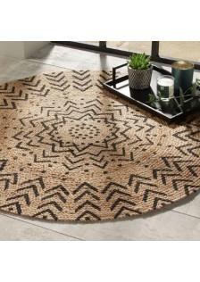 Кръгъл килим Джанго д.120 см.- La Maison