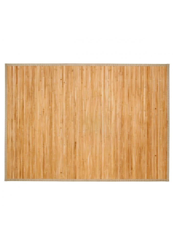 Килим  от бамбук  50  х 80  см., цвят натурален - La Maison