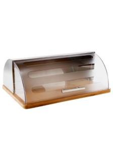 Кутия за хляб бамбук - La Maison