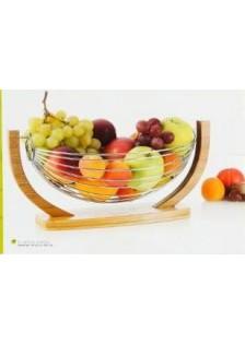 Фруктиера за плодове  с бамбук - La Maison