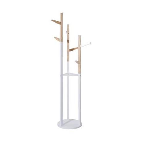 Детска дървена закачалка