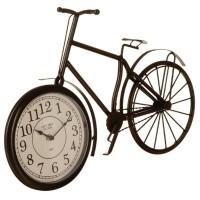 Метален часовник колело д.52  см. - La Maison
