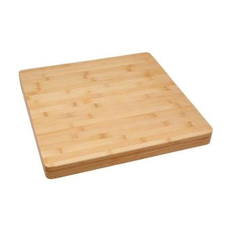 Бамбукова дъска за рязане 37 х 37 см.- La Maison
