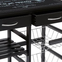 Кухненска количка Бистро - La Maison