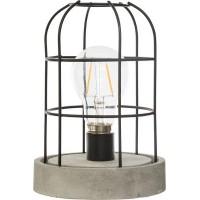 Лед лампа в индустриален стил 19 см.-La Maison