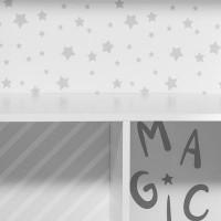 Детска етажерка Хаус сива - La Maison