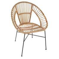 Кресло от ратан Бали   - La Maison