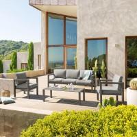 Градински комплект Азиън ,цвят тонка - La Maison