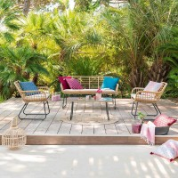 Градински комплект Ламбада- La Maison