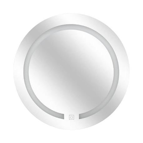 Огледало за баня с лед  осветление д.45 см. - La Maison