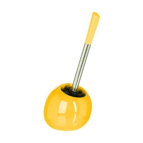 Четка за тоалетна жълта - La maison