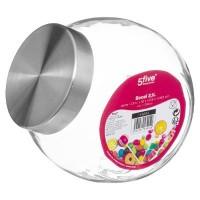 Буркан за съхранение стъкло 2.1 л. - La Maison