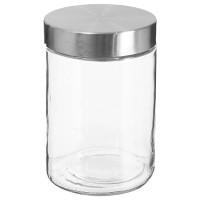 Буркан за съхранение стъкло 1.2   - La Maison
