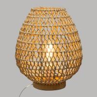 """Лампа в натурален стил """"Етел """" 35 см.  -La Maison"""