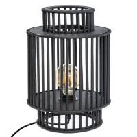 Лампа бамбук Ликса  35 см.  -La Maison
