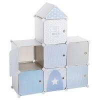Детски замък за съхранение  - La Maison