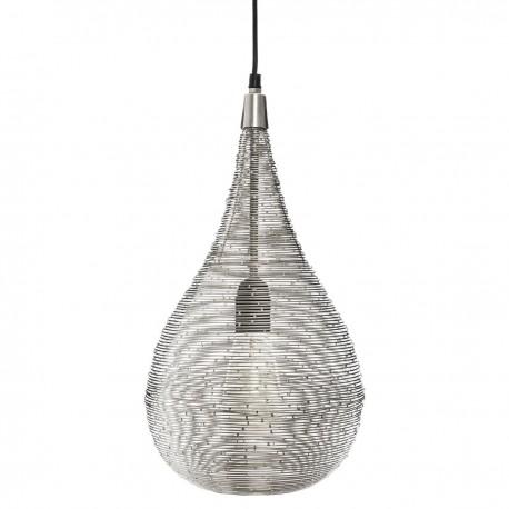 Висяща лампа Карол капка д. 23 см. - La Maison
