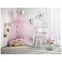 Детска тоалетка с огледало и столче - La Maison