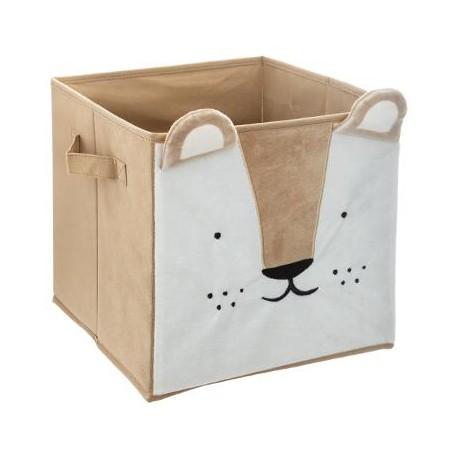 Детска кутия за съхранение Лъвчо - La Maison