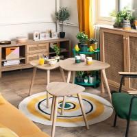Дървени  масички Милео 3 ка  - La Maison