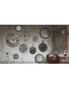 Стилни и модерни стенни часовници . Часовници с тих механизъм .Разнобразие от модели часовници.