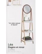Етажерки за баня . Стил и качество с етажерките за баня от La Maison.